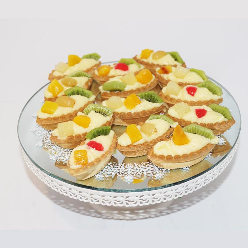 Barcute cu fructe